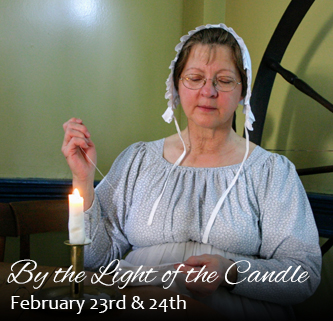 By the Light of the Candle