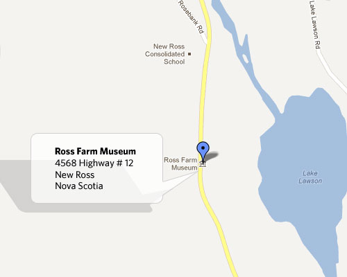 Ross Farm Google Map