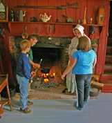 Open Hearth Hands On At Ross Farm Museum 2