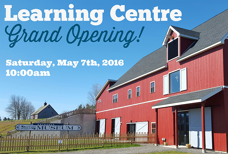 Ross Farm Learning Centre - Grand Opening