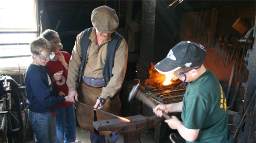 School-Program-Blacksmithing