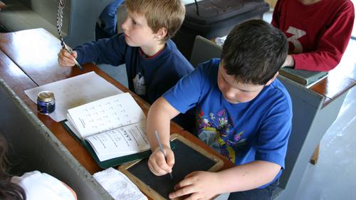 School Program School House