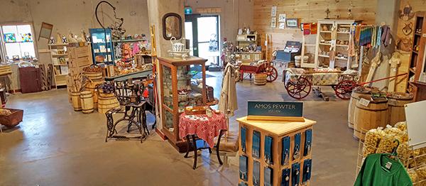 The Pedlar's Shop - New Ross Nova Scotia